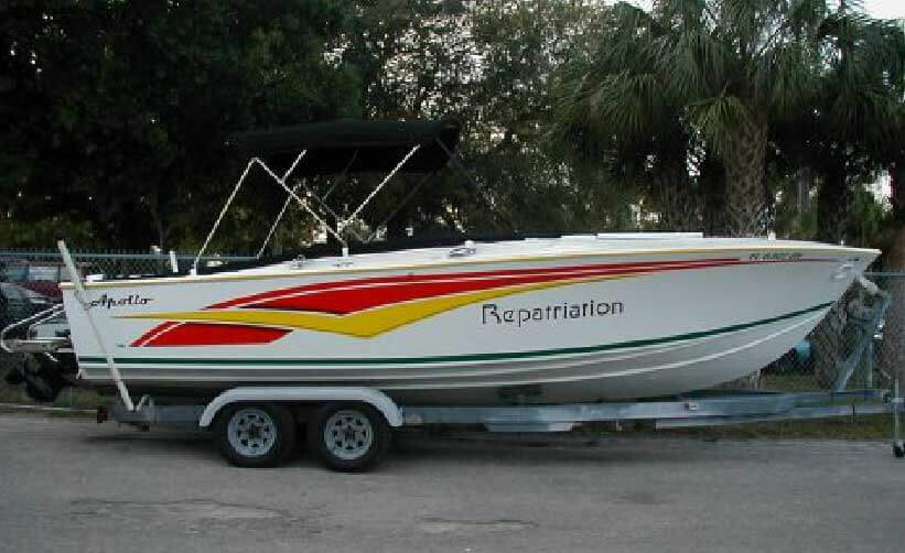 add that custom look to your boat that you've been looking for