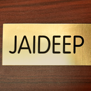 office nameplate 2