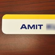 office nameplate 21