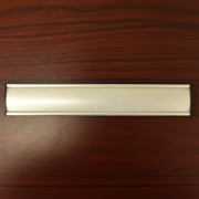 office nameplate 22