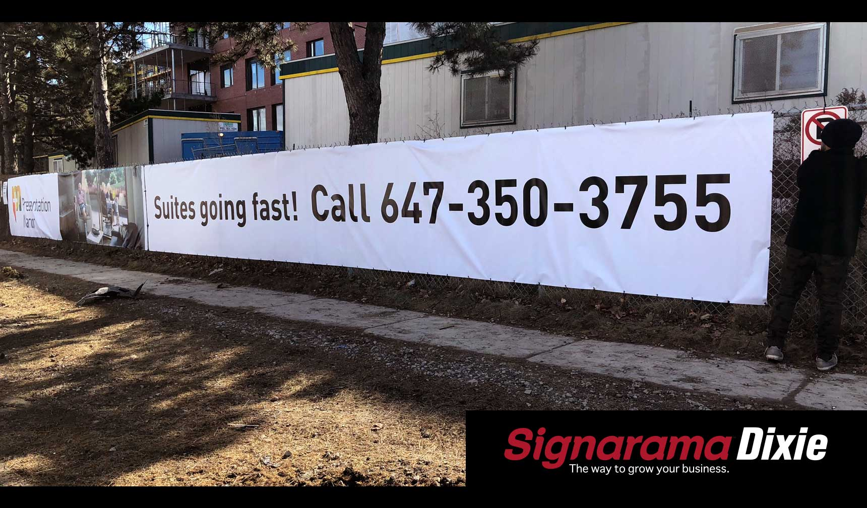 Construction Sign Company