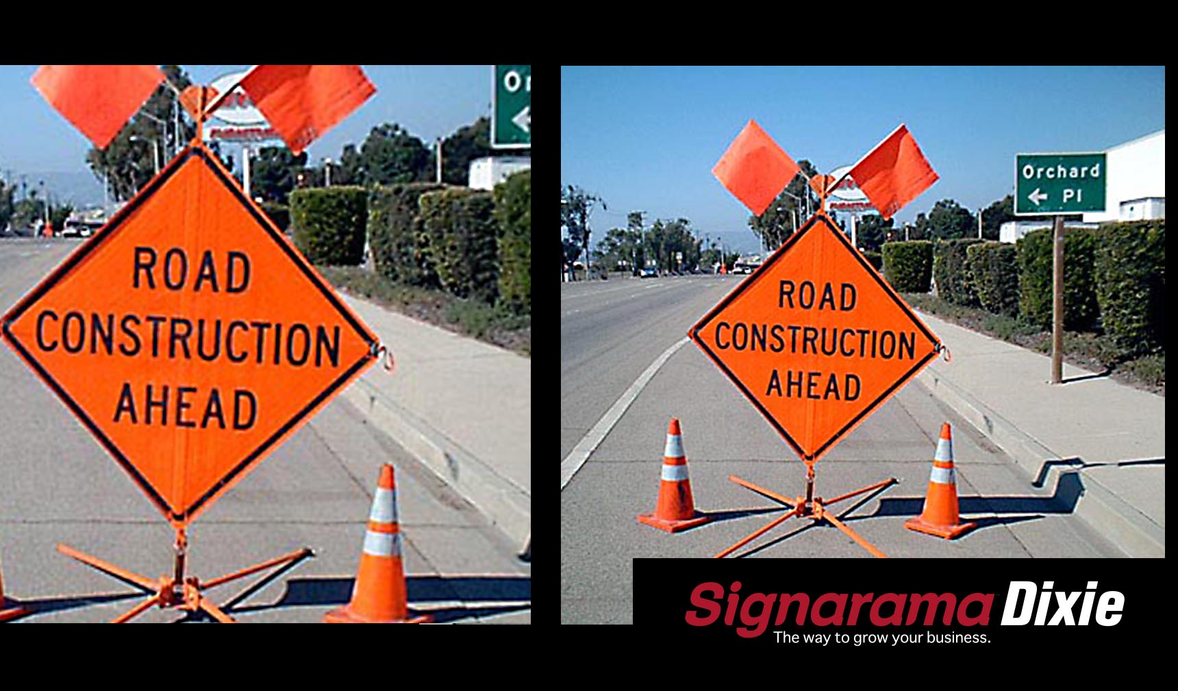 Road Construction Sign Company